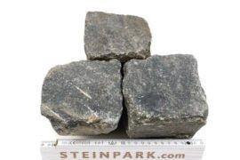 Gebrauchtes Porphyr Kleinpflaster 9 -12 cm unregelmäßig