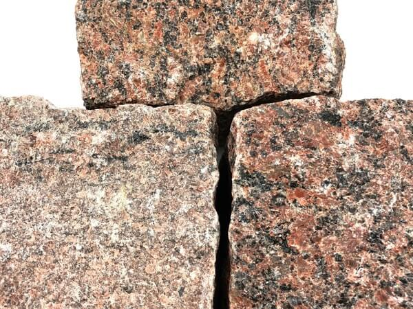 Neues Granit Kleinpflaster 8-11 cm regelmäßig