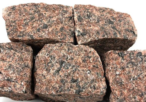 neues granit mosaikpflaster 4 6 cm regelm ig. Black Bedroom Furniture Sets. Home Design Ideas