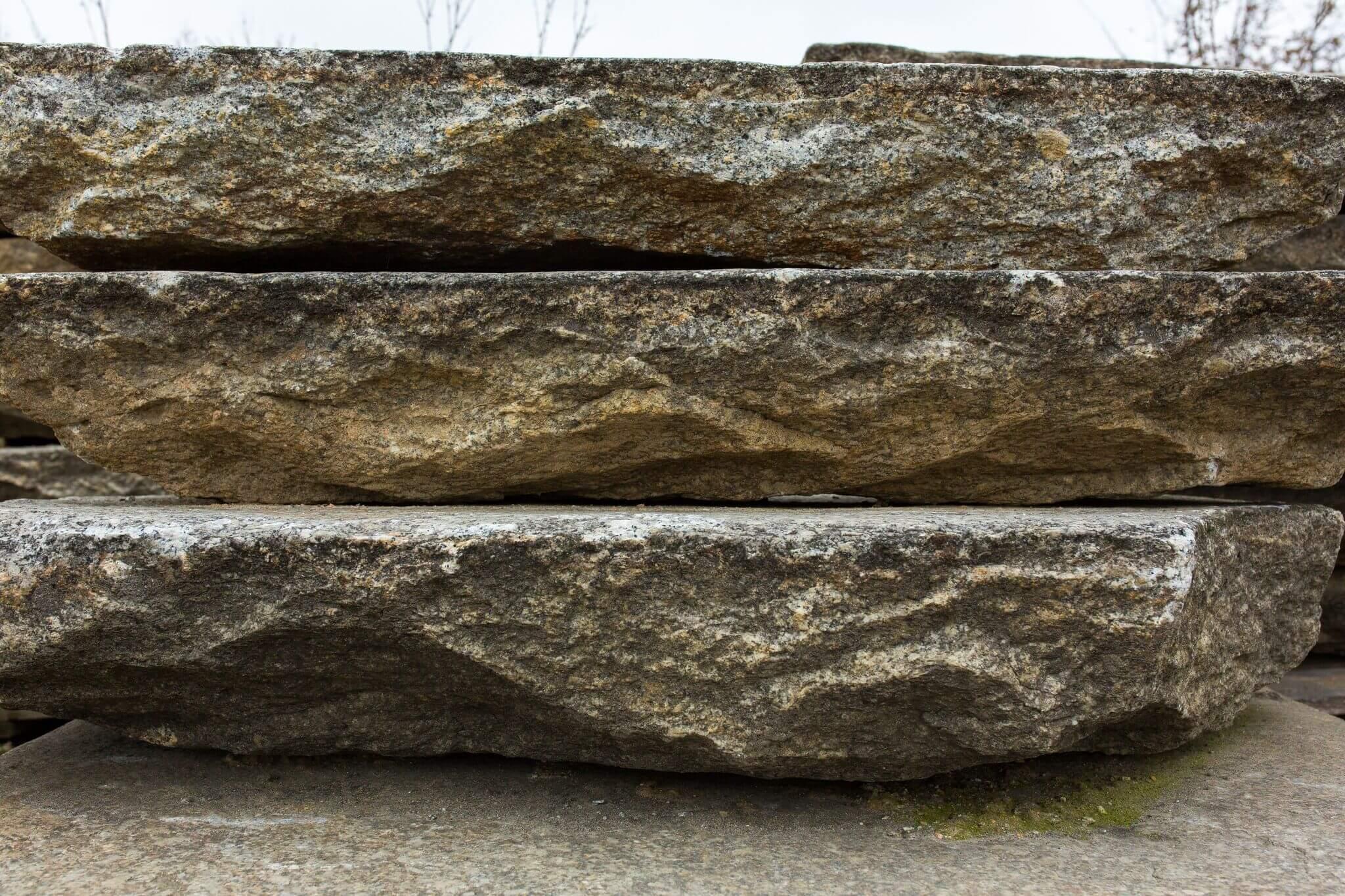 Charlottenburger Krustenplatten gebraucht 2