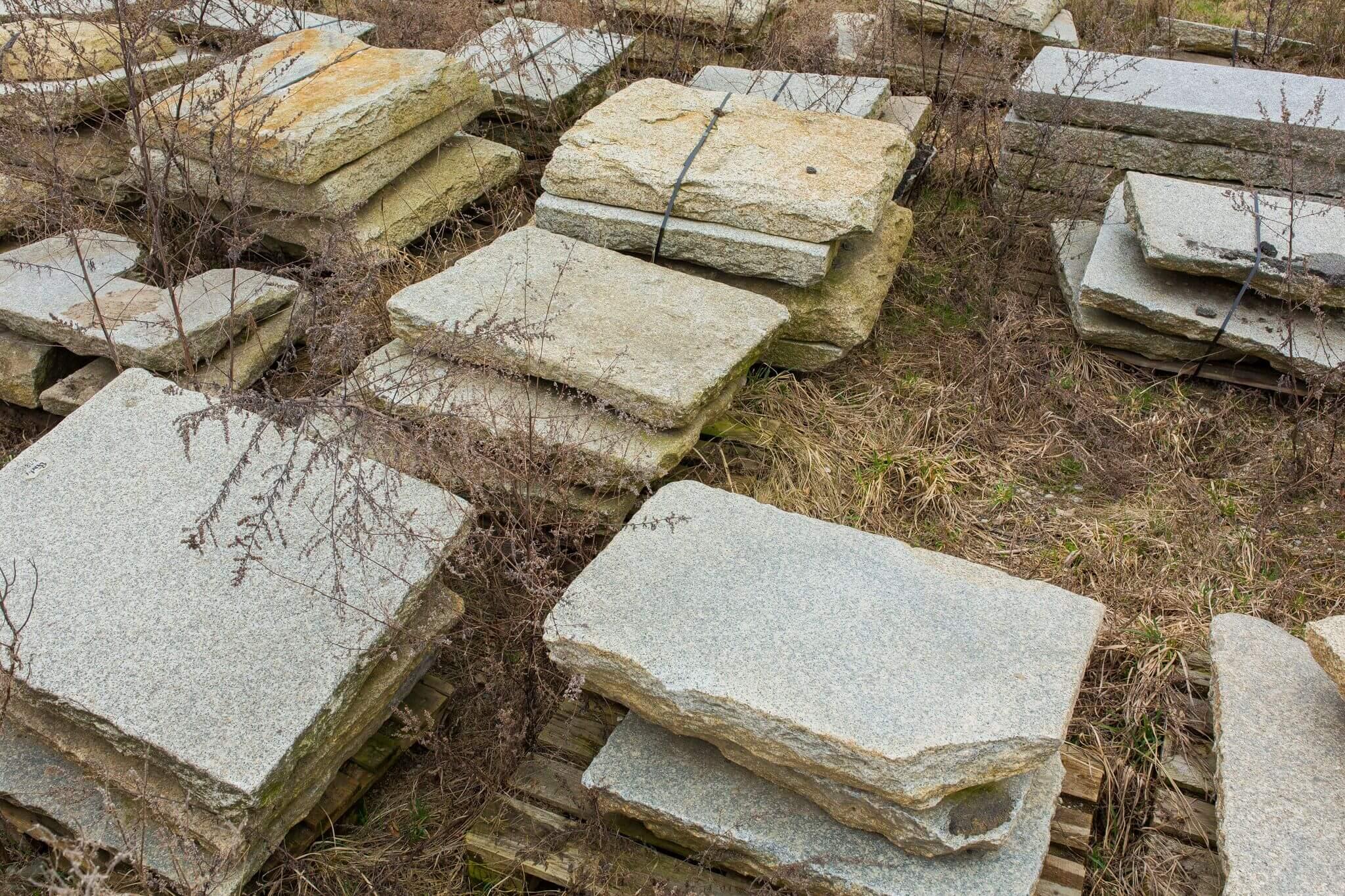 Charlottenburger Krustenplatten gebraucht 3