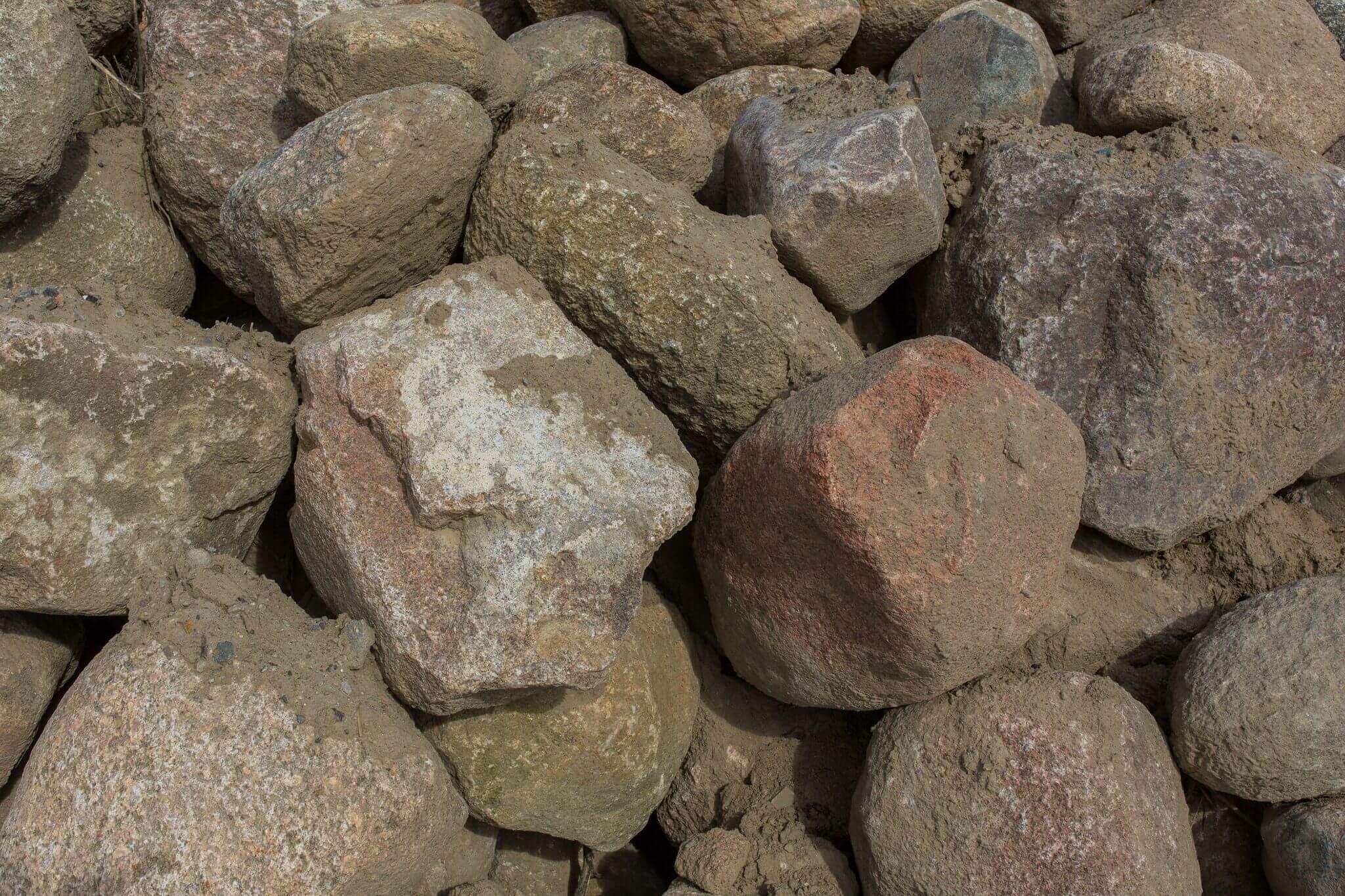 Granit Findlinge Box 33 3