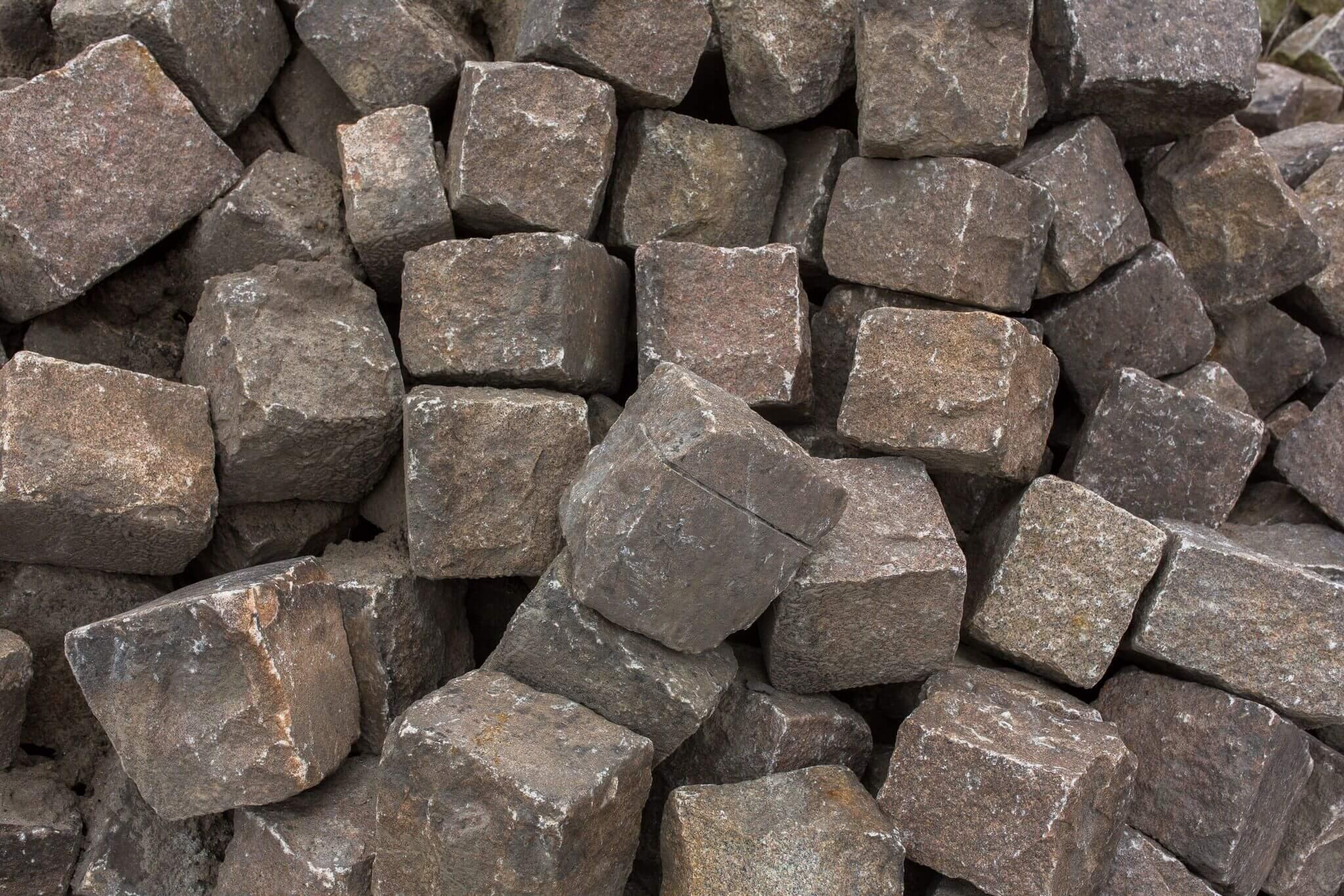 Granit Großpflaster 15-25 cm Box56 gebraucht 4