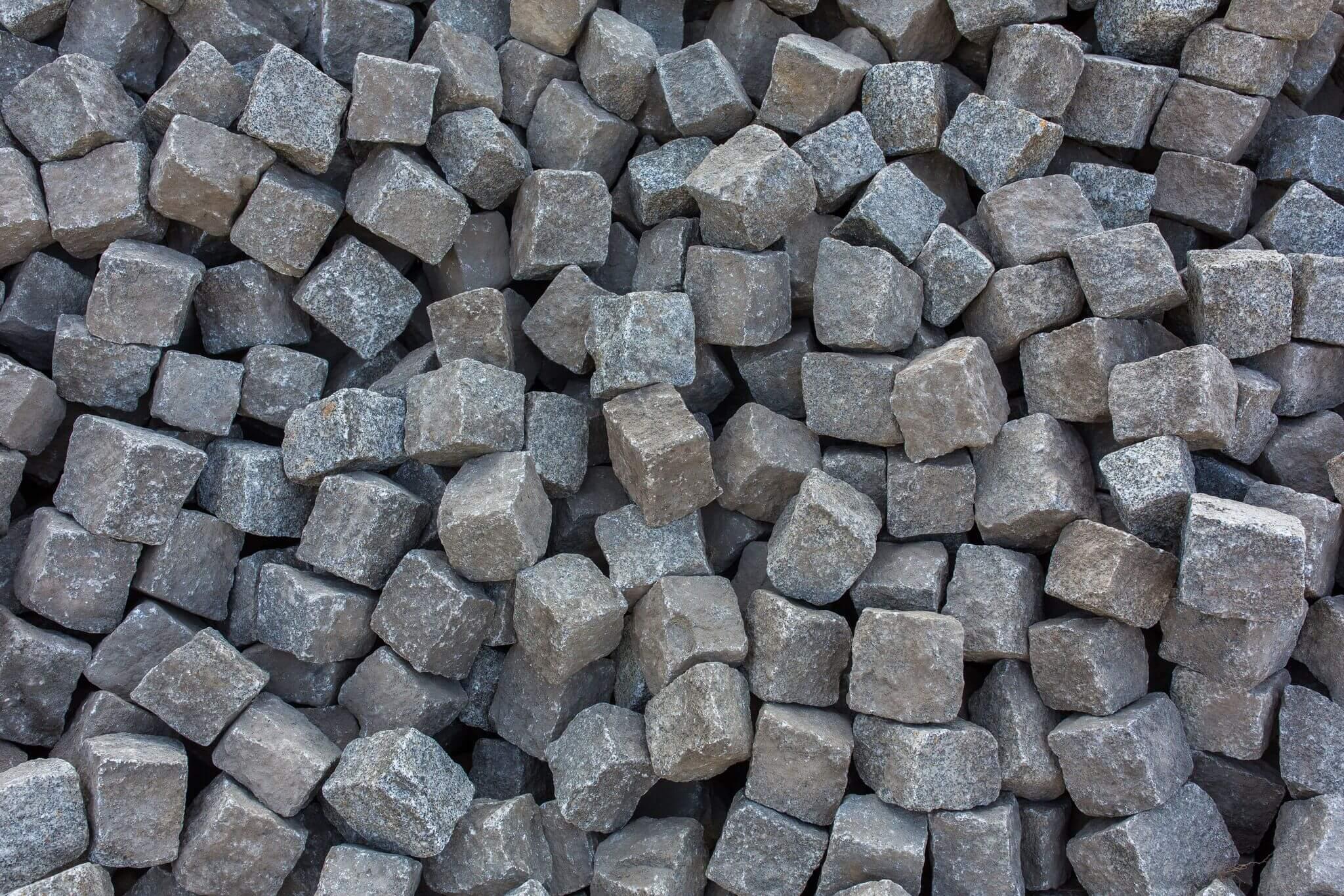 gebrauchtes granit kleinpflaster   cm reihenfaehig