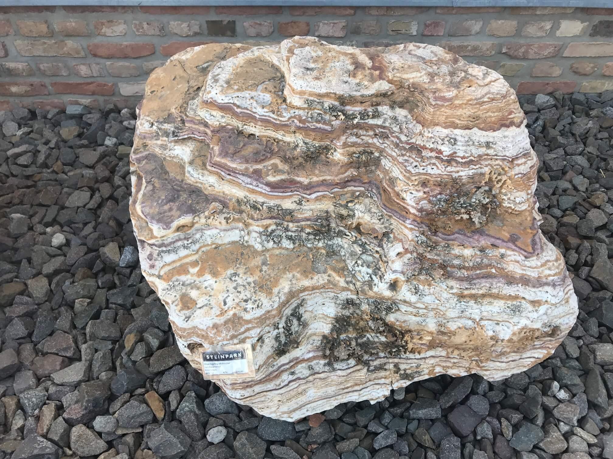 Zierfindling Marmor