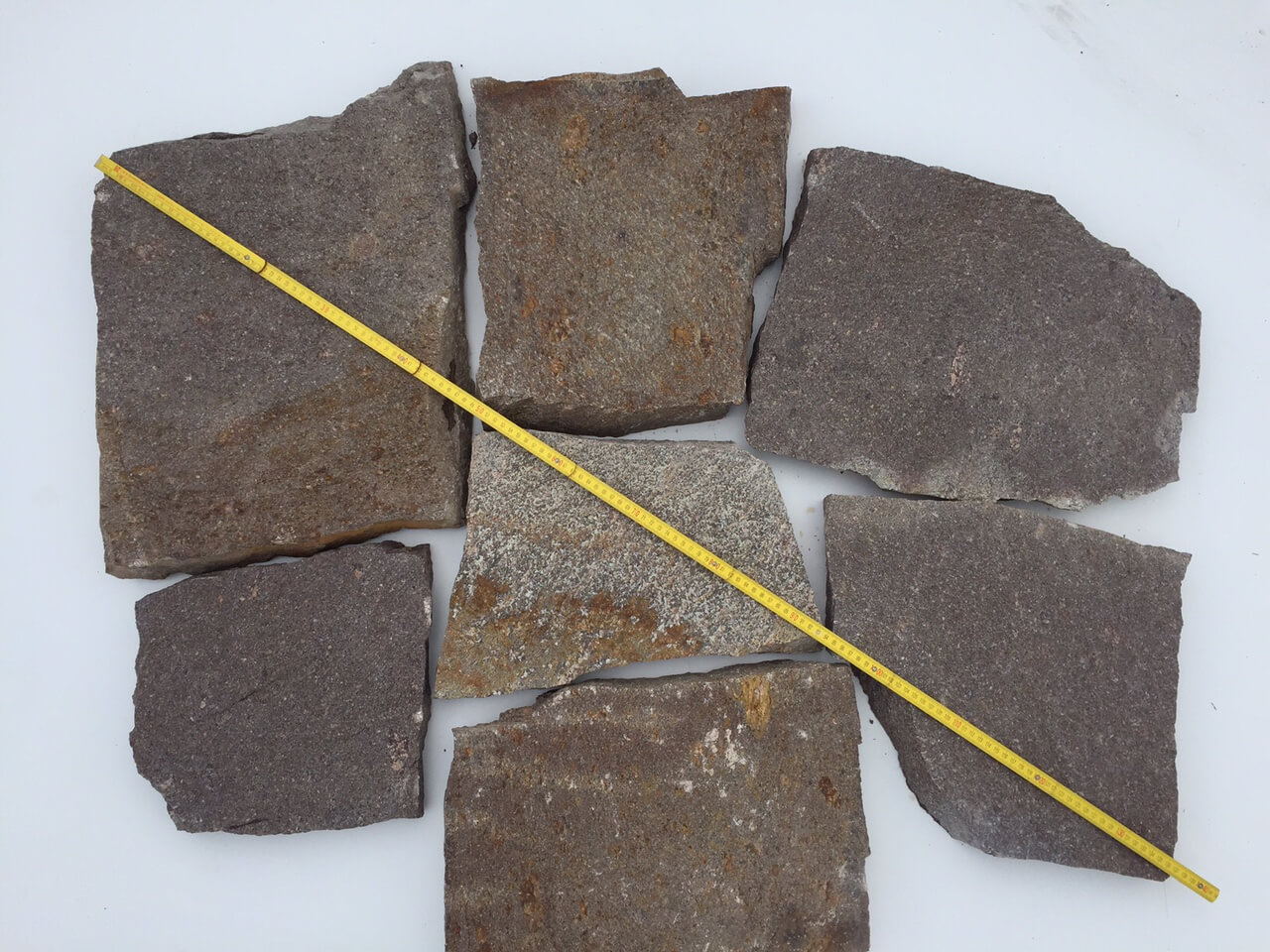 Porphyr Polygonalplatte 3