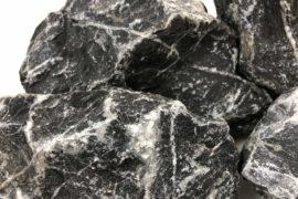 Zierfindling Alpenstein anthrazit-gebändert