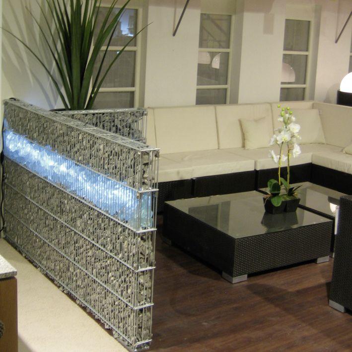 gabionenzaun 10 cm. Black Bedroom Furniture Sets. Home Design Ideas