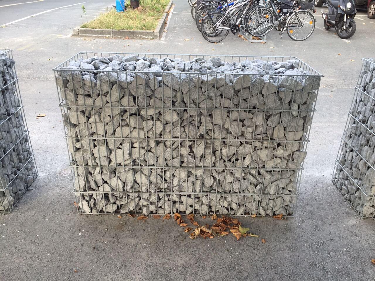 gabionenstein granit silver gris 60 90 mm hellgrau. Black Bedroom Furniture Sets. Home Design Ideas