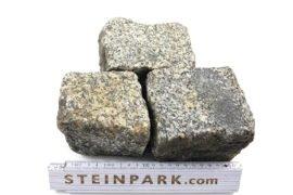 Gebrauchtes Granit Kleinpflaster 8-11 cm regelmäßig B82