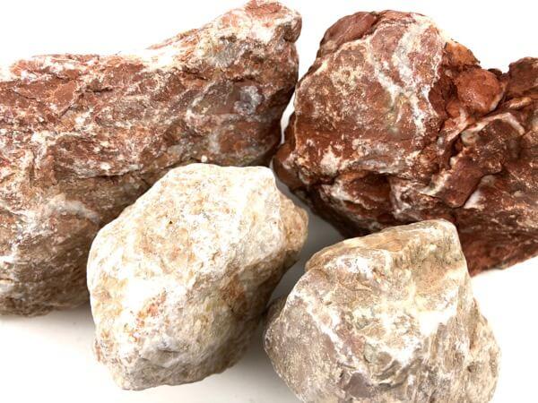 Kalkstein Gabionenstein 60-120 mm anthrazit - gebändert