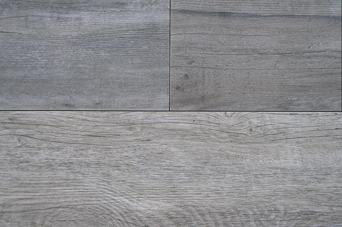Keramik Terrassenplatte 120x30x2 cm Old Station Mix Smoke holz-grau-anthrazit