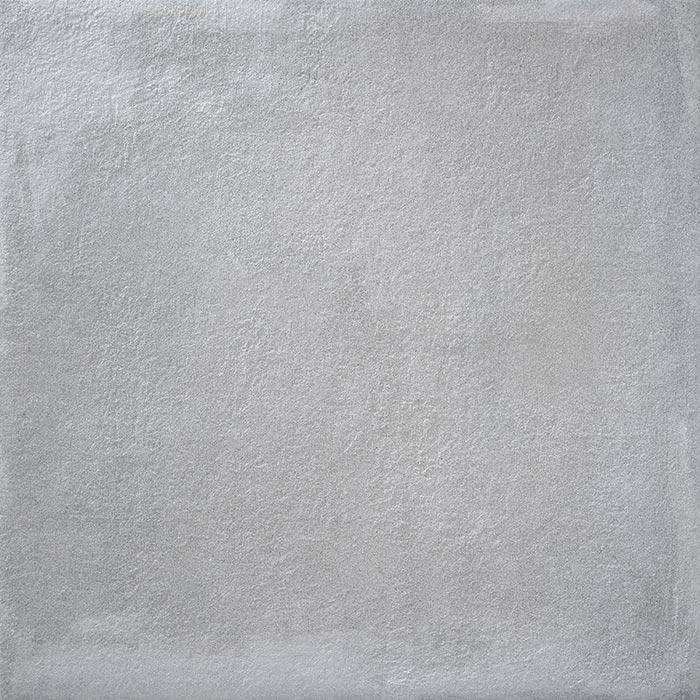 Keramik Terrassenplatte 75x75x2 cm Cotto-Cementi grau