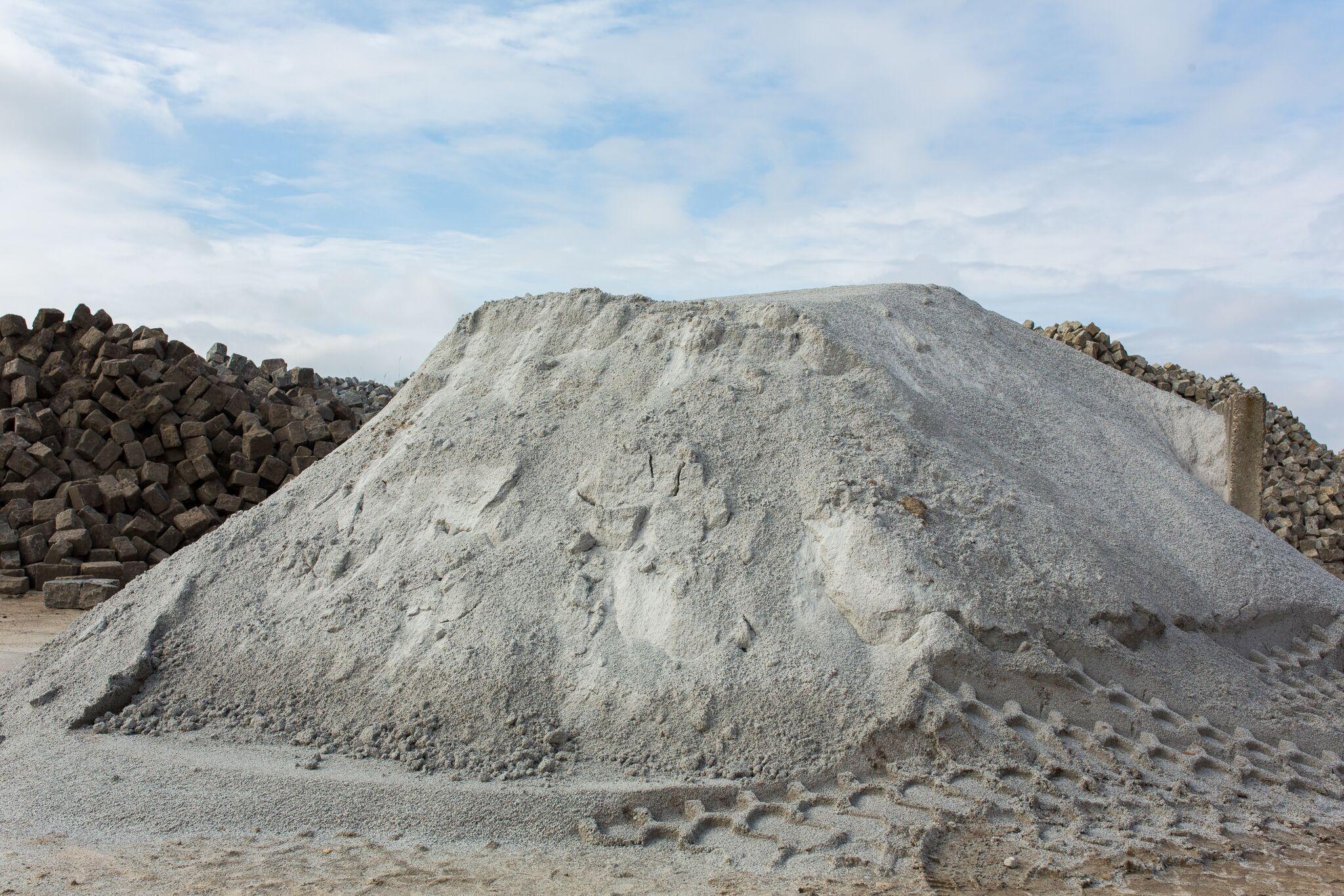 Granit Steinmehl 0-2 mm Steinpark 2