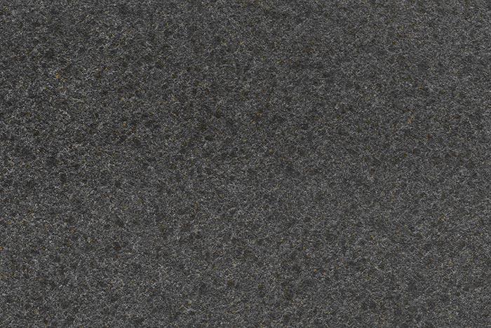 Keramik Terrassenplatte 60x60x2 cm Basalt Rock anthrazit