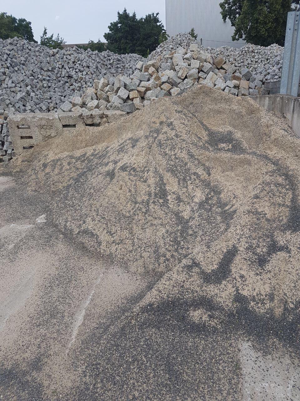 Sand-Splitt-Gemisch 0-5 mm Steinpark