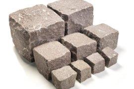 Neues Granit Kleinpflaster 8-10 cm Reihenpflaster
