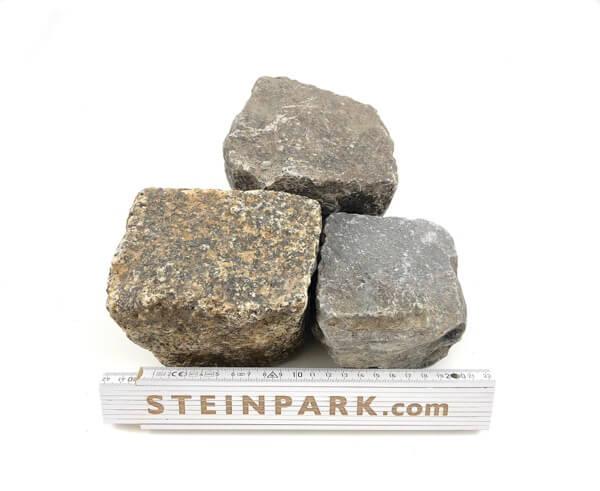 Gebrauchtes Granit Kleinpflaster 8-11 cm regelmäßig-unregelmäßig