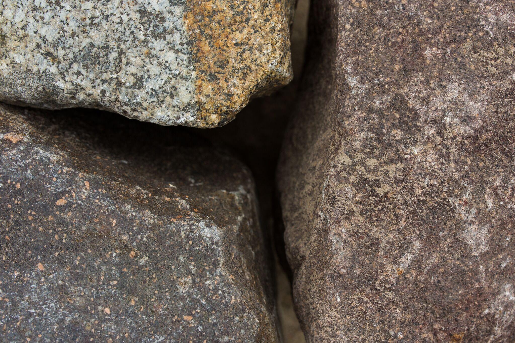 Granit Feldsteinpflaster box17 bunt gebraucht 5
