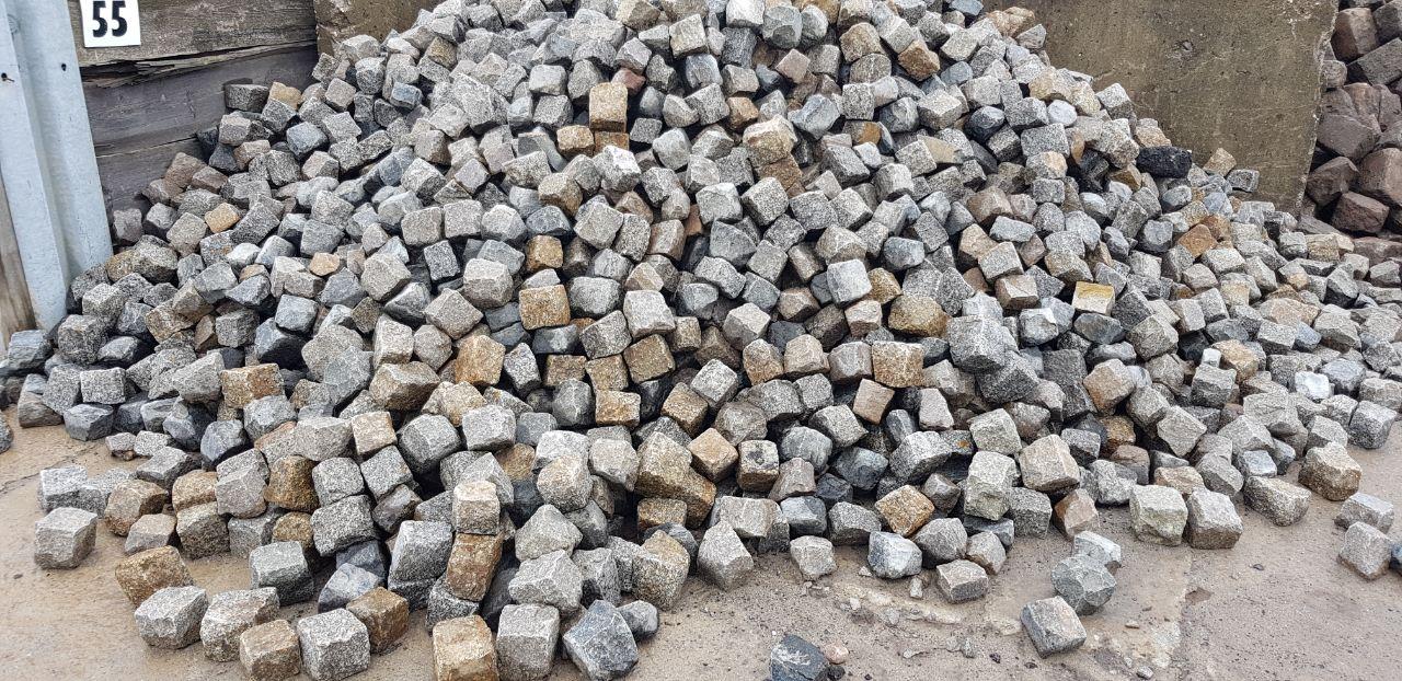 granit kleinpflaster gebraucht bunt box55