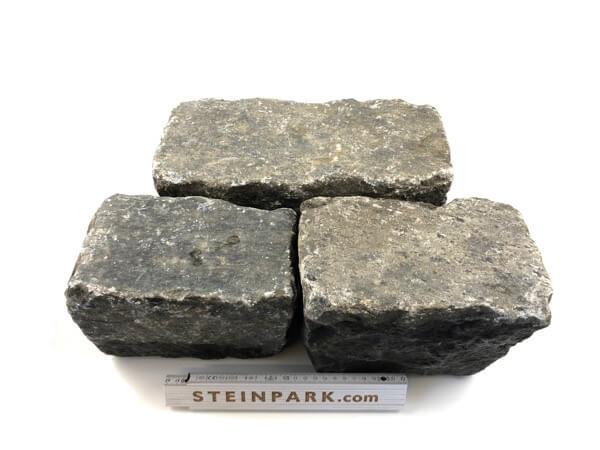 Gebrauchtes Gneis Großpflaster 13-25 cm Reihenpflaster