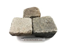 Gebrauchtes Granit Großpflaster 15-20 cm Reihenpflaster