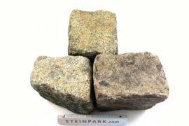 Gebrauchtes Granit Großpflaster 15-25 cm unregelmäßig