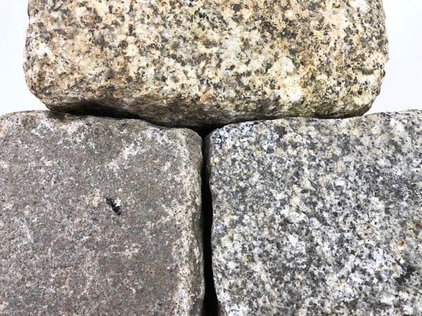 gebrauchtes granit gro pflaster 14 20 cm unregelm ig. Black Bedroom Furniture Sets. Home Design Ideas