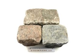 Gebrauchtes Granit Großpflaster 14-25 cm regelmäßig