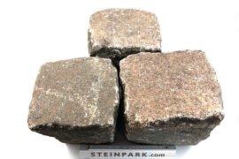 Gebrauchtes Granit Großpflaster 18-28 cm Reihenpflaster