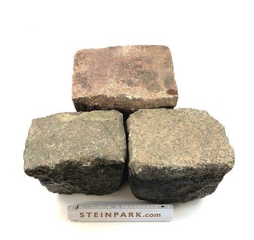 Gebrauchtes Granit Großpflaster 16-28 cm Reihenpflaster