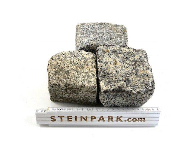 granit-kleinpflaster-gebraucht-überw.-grau-gespalten-box90