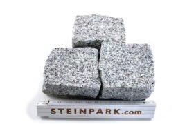 Neues Granit Kleinpflaster 8-11 cm Feinkorn regelmäßig