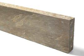 Quarz-Sand Kantenstein 7-9x25x100 cm toscana bunt