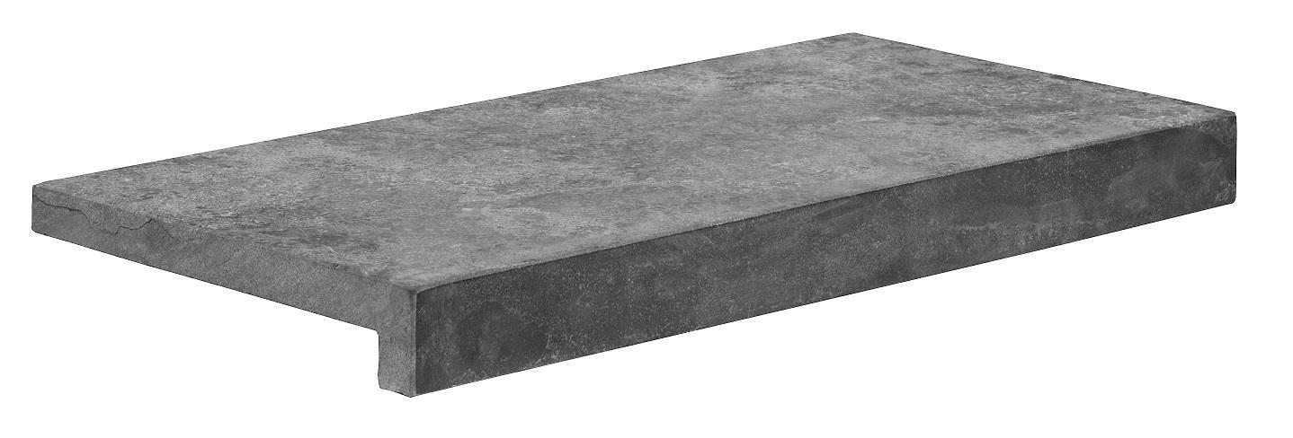Poolplatten Bluestone 60x30x5/2,5 cm anthrazit-bläulich