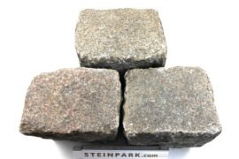 Gebrauchtes Granit/Gneis Großpflaster 18-28 cm Reihenpflaster