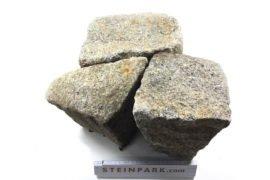 Gebrauchtes Granit Großpflaster 10-25 cm unregelmäßig