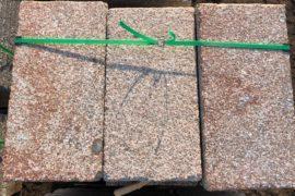 Neue Granit Krustenplatten grau-gelb 40x80x4-10 cm