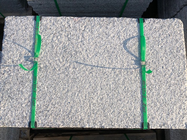 Neue Granit Krustenplatten grau 100×60-100×7 cm