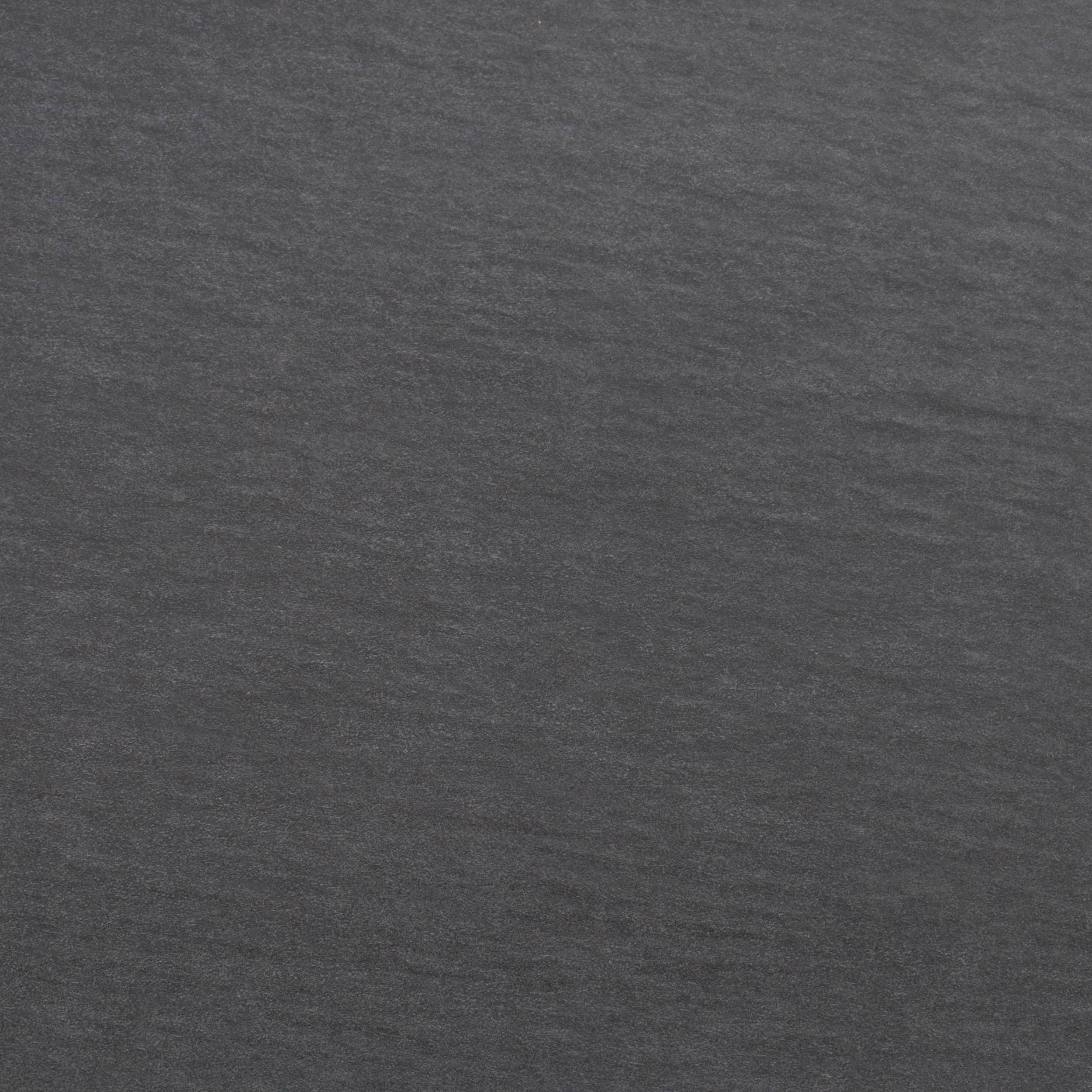 Keramik Terrassenplatte 60x60x3 cm Nero anthrazit