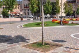 Neue Porphyr Terrassenplatten rot-braun-bunt 3-6x40xfreie Längen