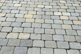 Kalkstein Pflasterplatte Mahi 22x15x4-5 cm