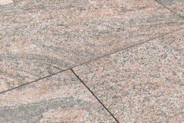 Keramik Terrassenplatte 80x40x2 cm Gneysi rötlich