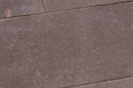 Keramik Terrassenplatte 80x40x2 cm Porfido rot-braun