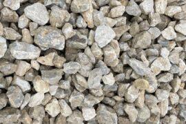 RESTPOSTEN Gabionenstein Kalkstein Amarillo Caliza 60-120 mm grau-gelb