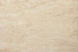 Keramik Terrassenplatte 60x60x3 cm Cookie gelblich-beige